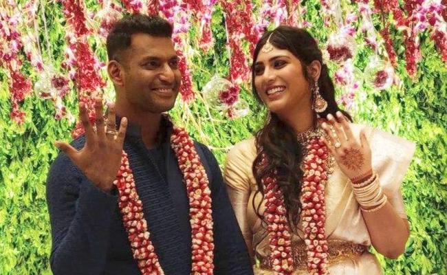 GK Reddy Confirms Vishal Marriage With Anisha Reddy - Sakshi