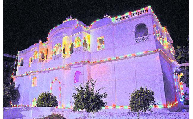 3 Days Celebrations In Vizianagaram   - Sakshi
