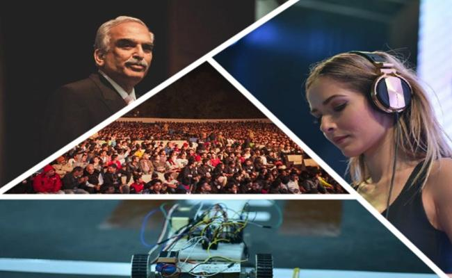 IIT Kharagpur Invites Applications For Kshitij Techno Fest - Sakshi