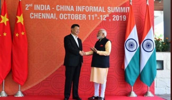 Modi-XI Jinping Meeting:  Kashmir issue not raised - Sakshi