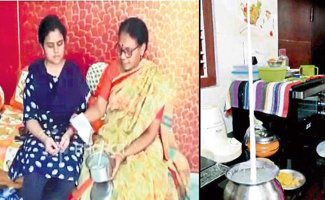 Adulterated Milk case Filed in hyderabad - Sakshi