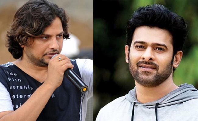Prabhas team up with Sye Raa Narasimha Reddy fame Surender Reddy - Sakshi
