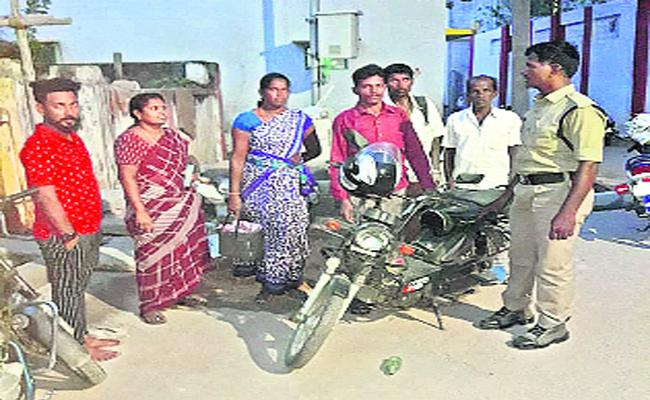 Police Department Launches LHMS In Chittoor Two Years Ago To Curb Thefts - Sakshi