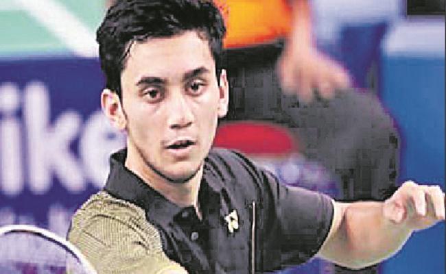 Lakshya Sen Enters Finals Of Dutch Open - Sakshi