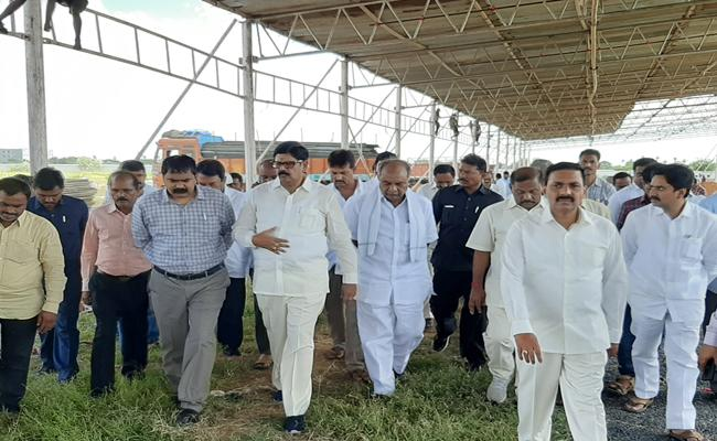 YS Jagan Mohan Reddy Visits nellore First Time In Cm Post - Sakshi