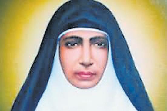 Pope Francis to declare Indian nun Thresia Mankidiyan a sainthood - Sakshi