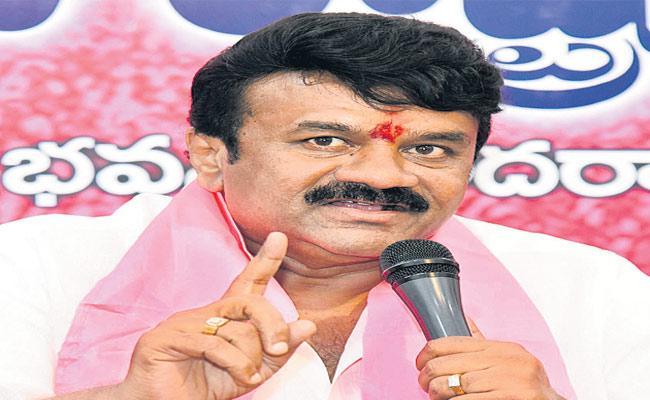 Did Not Merge RTC In Government:Talasani - Sakshi