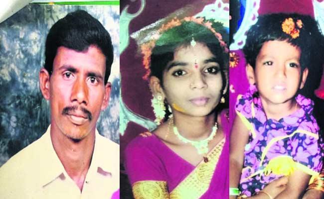 Man Killed Daughter In Nizamabad District - Sakshi