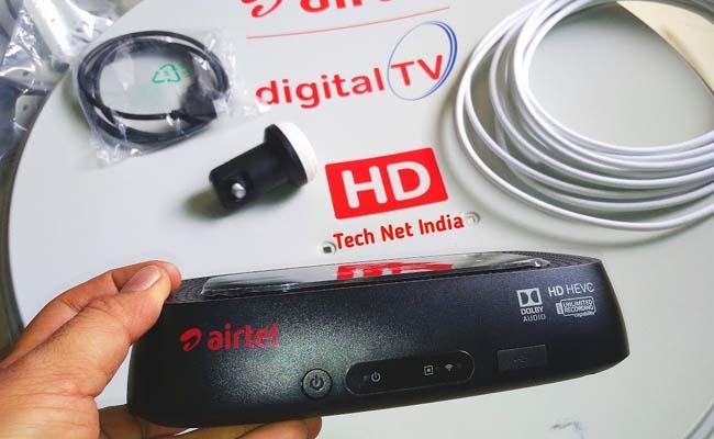 Airtel slashes prices of Digital TV HD and SD Set-Top Boxes - Sakshi
