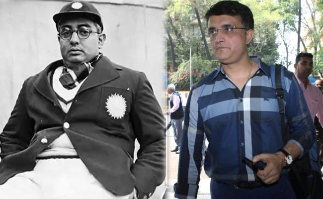 Ganguly 1st India cricketer In 65 Years To Become BCCI President - Sakshi