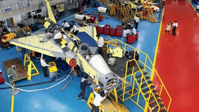 Crisis Hits Govt Run HAL As Workers To Go On Indefinite Strike - Sakshi