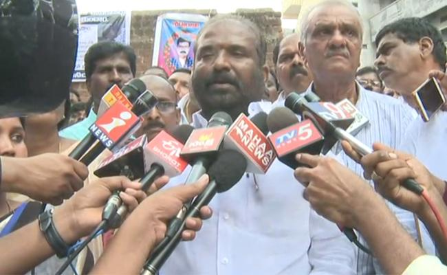 RTC JAC: We Are Ready To Talk With TRS Government - Sakshi
