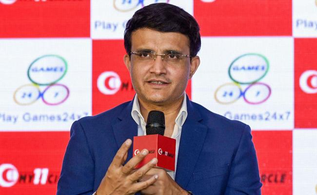 Requested To The CoA But They Have Not Listened Ganguly - Sakshi