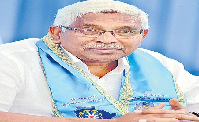 TJS President Kodandaram On RTC Strike - Sakshi