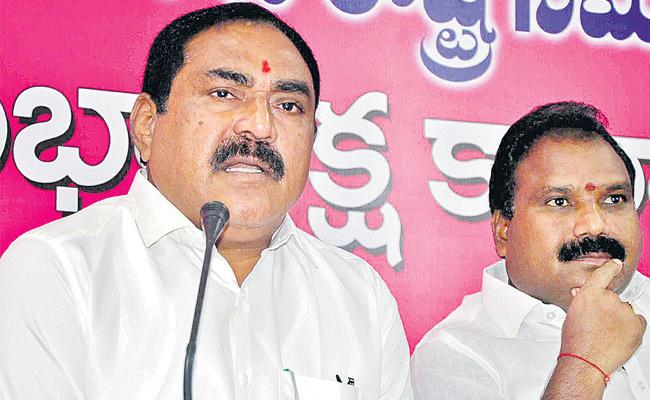RTC Leaders In The Opposition Trap Says Dayakar Rao - Sakshi