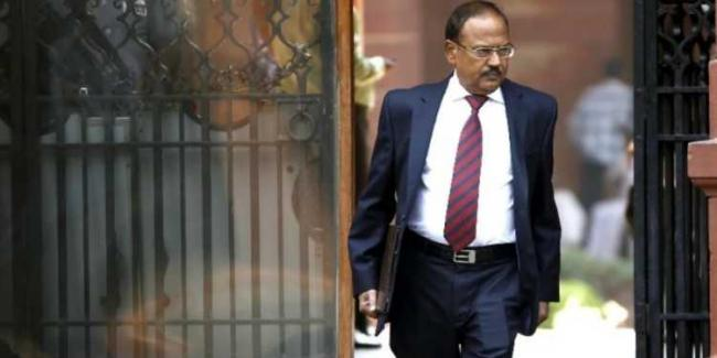 Ajit Doval Says Fighting Terrorism Not Enough   - Sakshi
