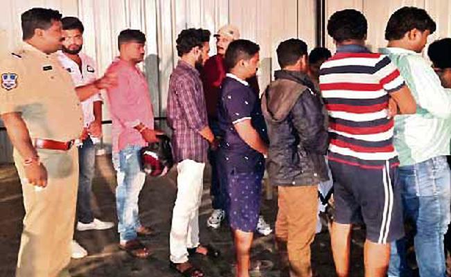 Cardon Search in Indiara nagar Hyderabad - Sakshi