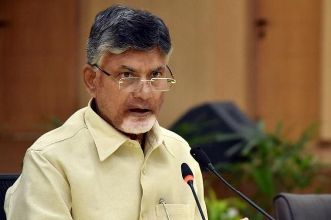 TDP Chief Chandrababu Naidu U-Turn On Centre Again - Sakshi