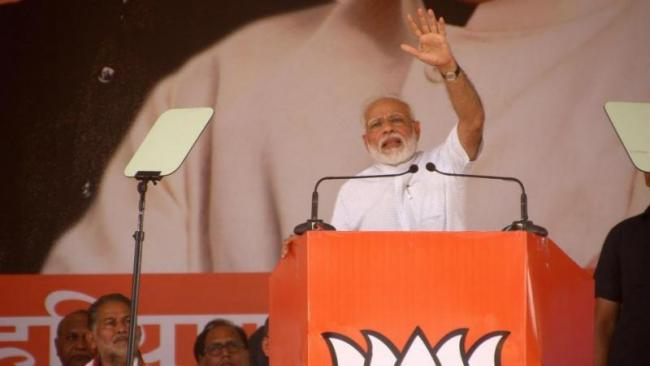 Credit For Article 370 Move Goes to my Voters, Says PM Modi - Sakshi