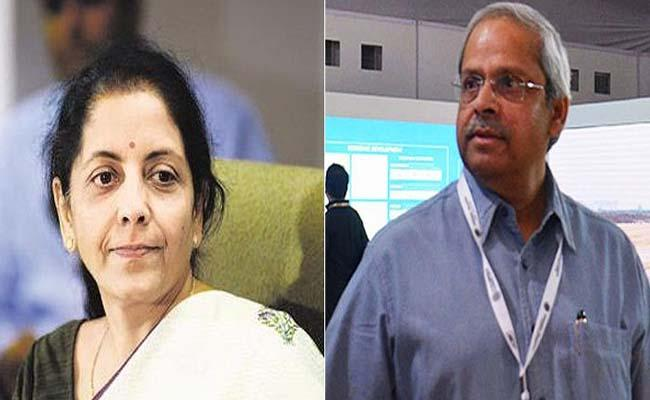 Nirmala Sitharaman husband hits out at Centre over slowdown says govt in denial - Sakshi