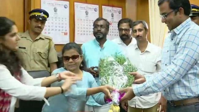 Pranjal Patil Take Charge as Sub-Collector of Thiruvananthapuram - Sakshi