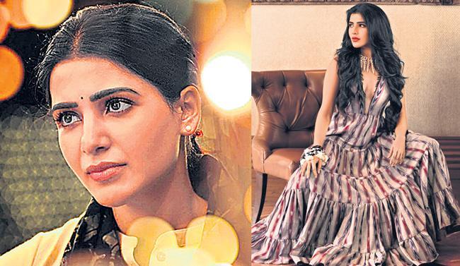 Samantha Akkineni wraps 96 Telugu remake Janu - Sakshi