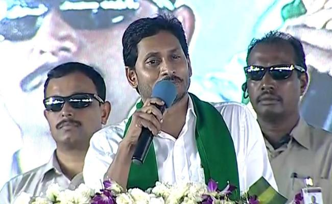 CM YS Jagan Speech At Rythu Bharosa Scheme Launch Program Nellore - Sakshi