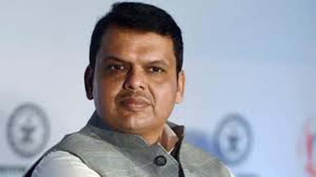 Devendra Fadnavis Responds On Senas CM Aspirations - Sakshi