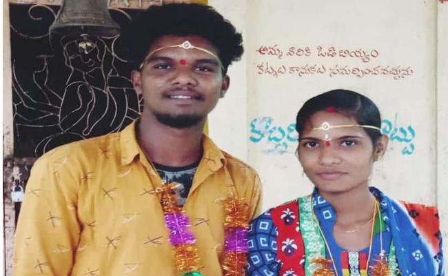 Person Attacked With Knife On Son In Law Because Of Intercaste Marriage In Adilabad - Sakshi
