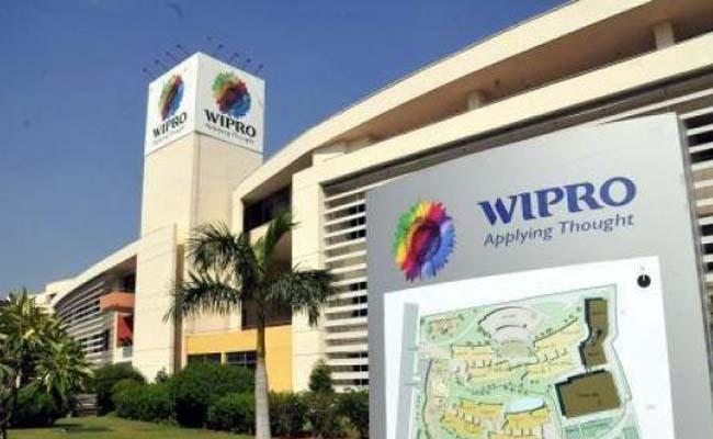 Wipro q2 results - Sakshi