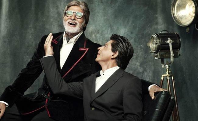 Shah Rukh Break Amitabh Record And Hitting The Mark Of 39 Million on Twitter - Sakshi