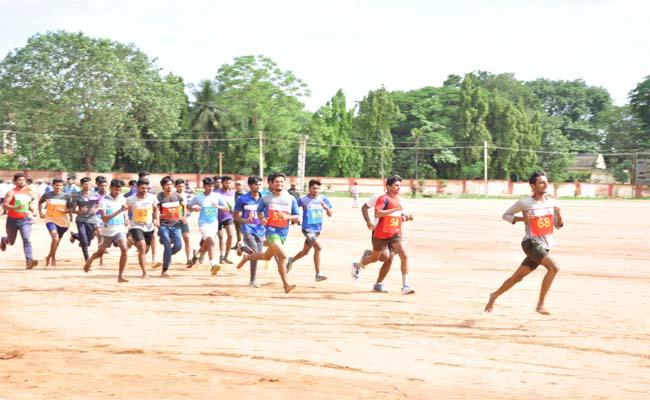 Training for Army Jobs Under Singareni Company - Sakshi