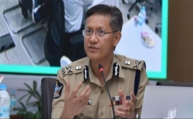 Goutam Sawang; Police Amaravirula Vaarostavalu started On October 15 - Sakshi