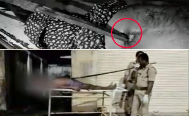 YSRCP Workers Brutal Murder In Srikakulam - Sakshi