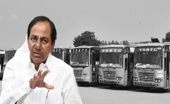 Telangana Govt Invites TSRTC Employees For Talks - Sakshi
