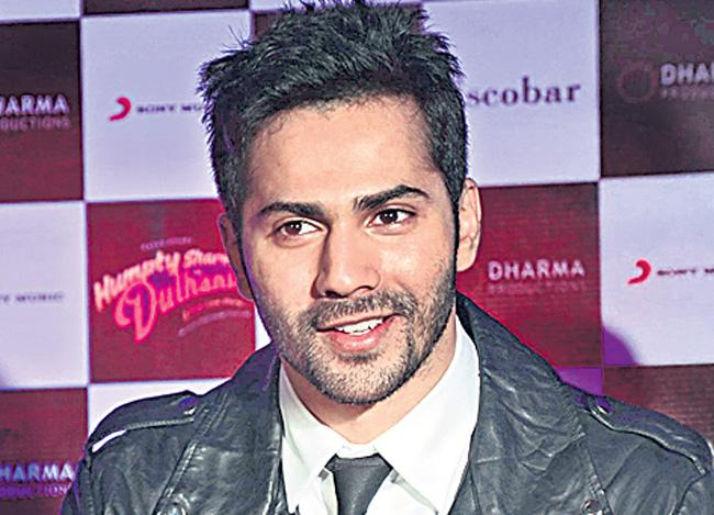 Varun Dhawan to collaborate with Sriram Raghavan for Arun Khetarpal biopic - Sakshi