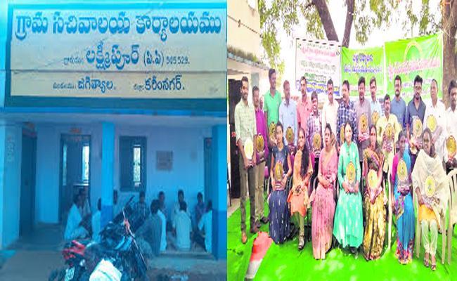 12 Doctors From Laxmipur Village In Karimnagar - Sakshi