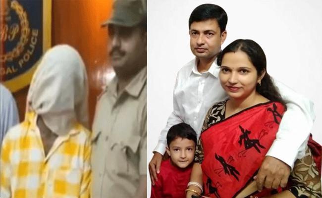 Police Says Money Fight Behind West Bengal Triple Murder Case - Sakshi