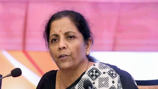 Nirmala Sitharaman Says Banks Had Worst Phase Under Upa Rule - Sakshi