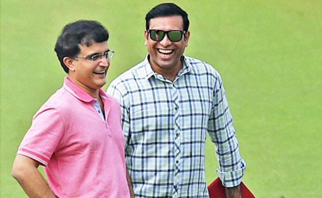 Indian Cricket Will Continue to Prosper Under Sourav Ganguly - Sakshi