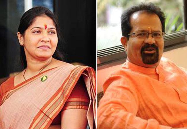 Shiv Sena Prestige Battle for Bandra East - Sakshi