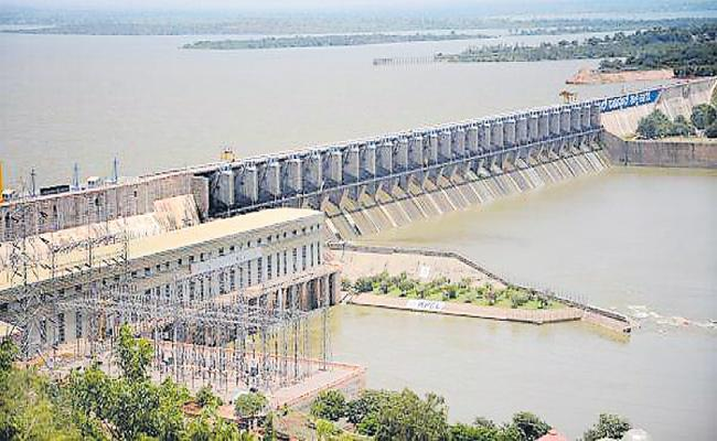 Water Allocation For TS 79 TMCs And For AP 69.34 TMCs - Sakshi