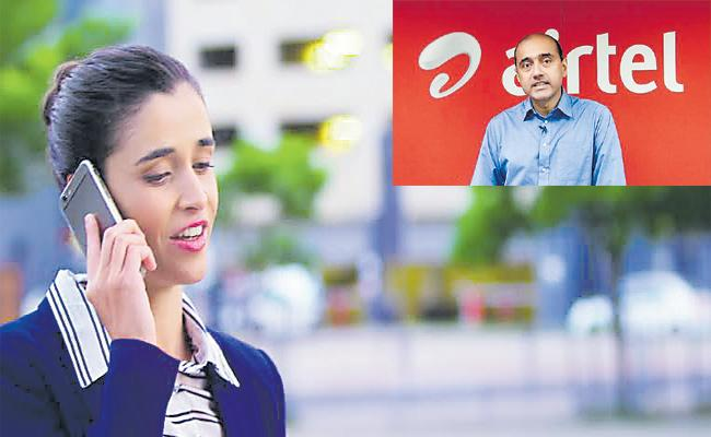 Pitching For Higher Tariffs Says Bharti Airtel MD And CEO Gopal Vittal - Sakshi