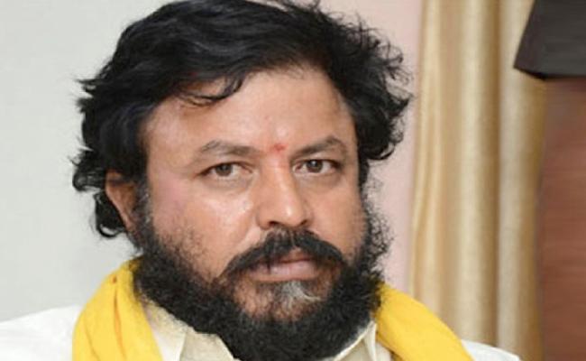 Chintamaneni prabhakar Attends vijayawada special Court  - Sakshi