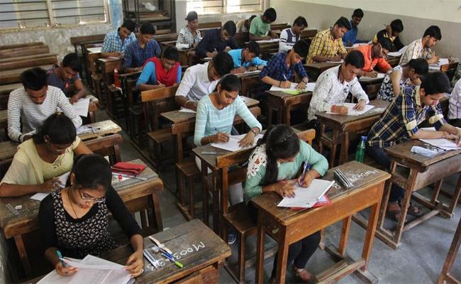 New Method Following For Tenth Examinations In Andhra Pradesh - Sakshi