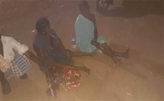 TDP Members Killed the YSRCP Acticist in Srikakulam - Sakshi