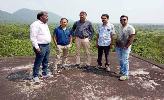 Jindal Power Plant at Kiltampalam? - Sakshi