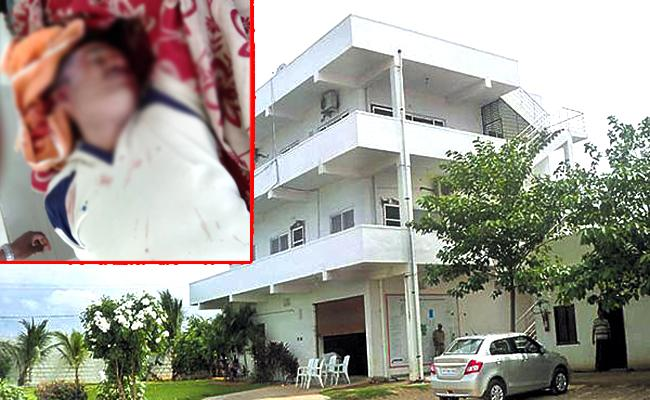 Police Constable Committed Suicide In CM KCR Farm House In Gajwel - Sakshi