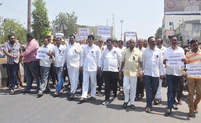 TDP Candidates Opposed To Kodela Siva Rama Krishna As Incharge In Sattenapalli   - Sakshi