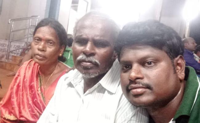 Madakasira Wife And Husband Died In East Godavari Bus Accident  - Sakshi